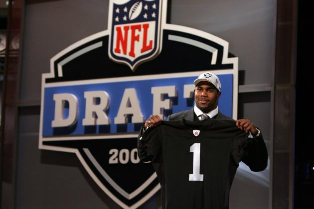 Oakland Raiders Mock Draft: Early Projections for the 2013 NFL Draft