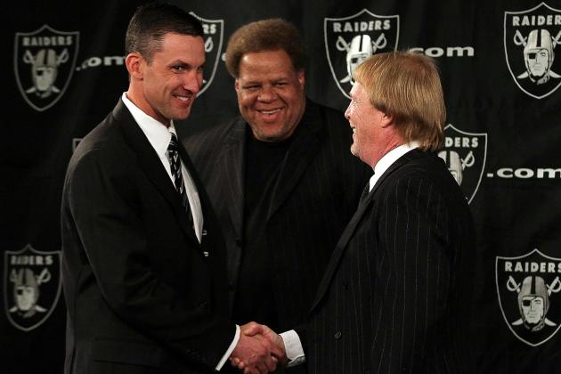 Cleaning House: Oakland Raiders Who Should Stay or Go for 2013