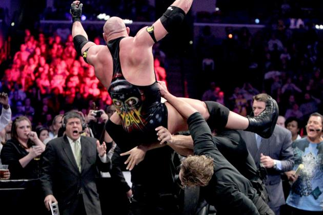 WWE Survivor Series 2012 Results: 5 Big Questions Heading into TLC