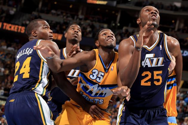 Ranking the Utah Jazz's 5 Most Despised Rivals This Season
