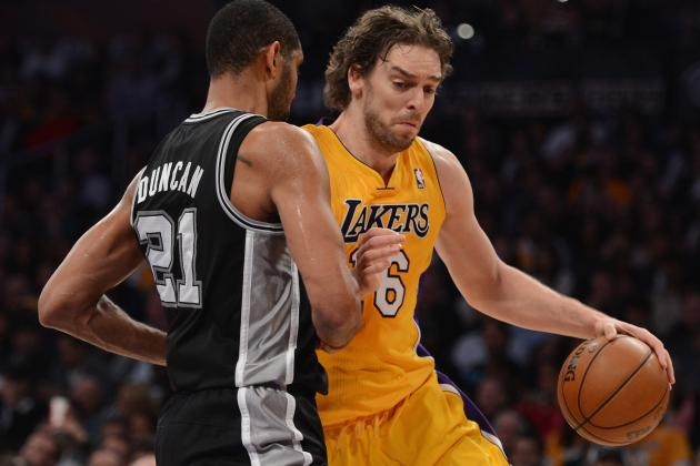 5 Reasons the Lakers Shouldn't Trade Pau Gasol
