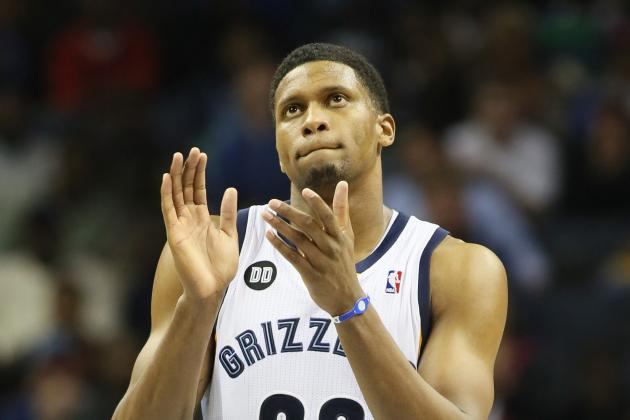 Memphis Grizzlies: 3 Reasons the Grizz Shouldn't Trade Rudy Gay