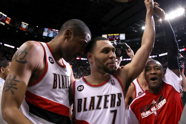 Brandon Roy: Counting Down His Top 10 Moments with the Portland Trail Blazers