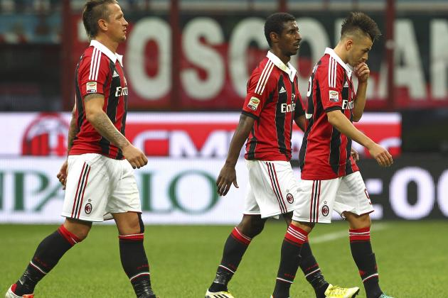 AC Milan: Picking the Strongest Starting XI to Knock Down Anderlecht