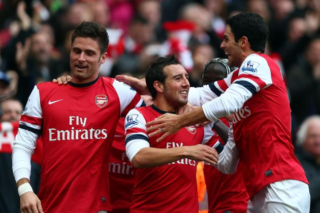 Arsenal 5-2 Tottenham: 5 Takeaways from Gunners' Derby Win over Spurs