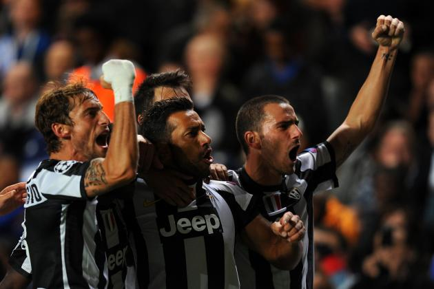 UEFA Champions League: 3 Ways Juventus Can Beat Chelsea in Turin