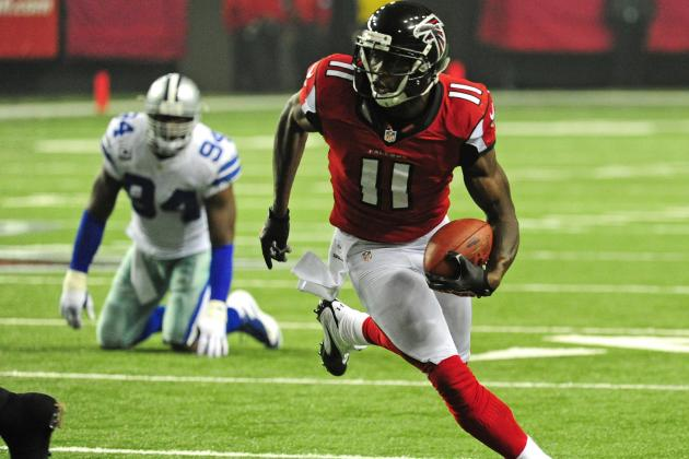 Fantasy Football Week 12 Rankings: Julio Jones and WRs Set for Huge Games