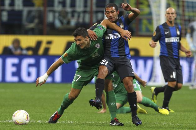 Rubin Kazan vs. Inter Milan: Key Battles to Watch