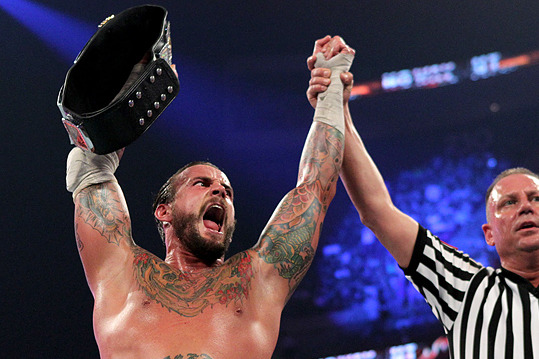 The 5 Greatest Moments of CM Punk's Year-Long WWE Title Reign