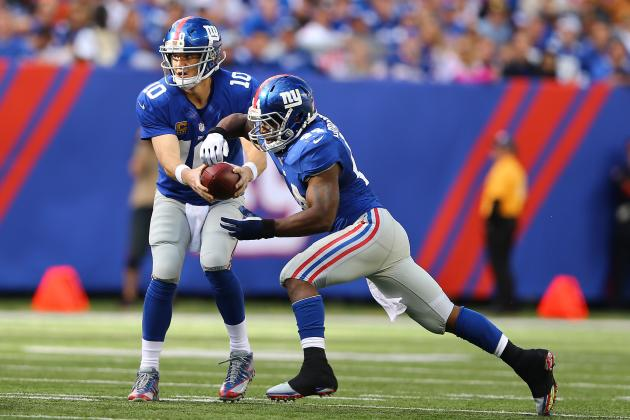 New York Giants: 3 Reasons Their Running Game Can Exploit the Packers Defense