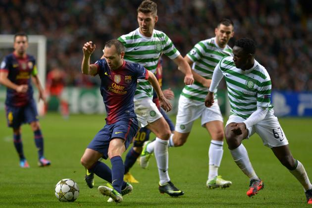 6 Key Storylines To Watch on Champions League Matchday 5
