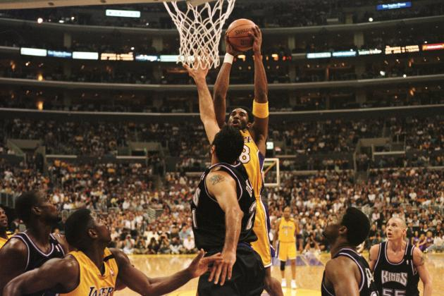 5 Unforgettable Moments from 2000s Lakers vs. Kings Rivalry