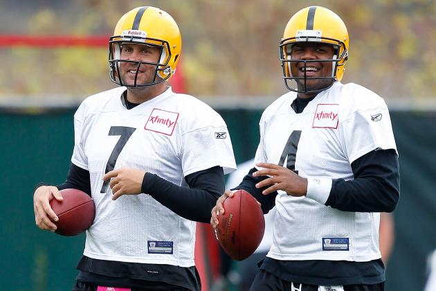 Ranking Best QB Options for Steelers After Roethlisberger, Leftwich Injuries