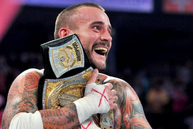 Reliving the Top 10 Moments of CM Punk's Year-Long Title Reign