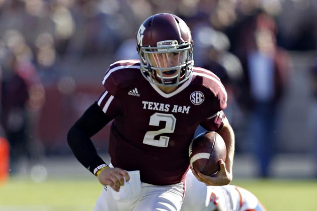 BCS Rankings: 5 Lowest-Ranked Teams with the Best Shots at 2012 BCS Berths