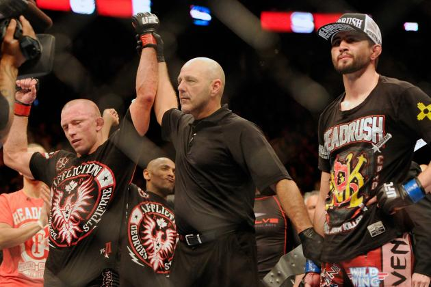 UFC 154: 5 Key Takeaways from the GSP-Condit Fight Card