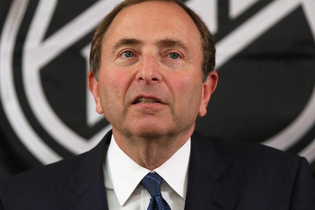 NHL Lockout: 5 Reasons Gary Bettman Should Step Down Once New CBA Is Signed