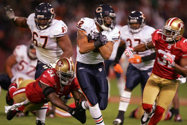 Bears vs. 49ers: 5 Matchups That Will Decide Monday Night Clash