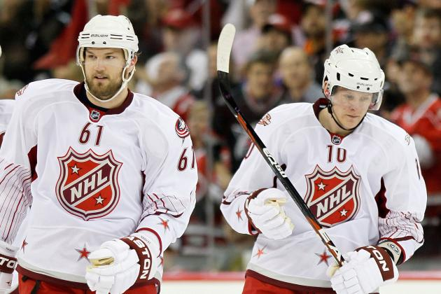 Why the Boston Bruins Could Be Better off Without Rick Nash or Corey Perry