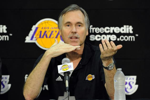 5 Interesting L.A. Lakers Lineup Combos for Mike D'Antoni to Experiment with