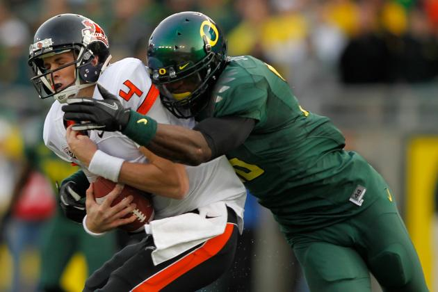 Oregon vs. Oregon State: 6 Reasons Ducks Have Nothing to Fear