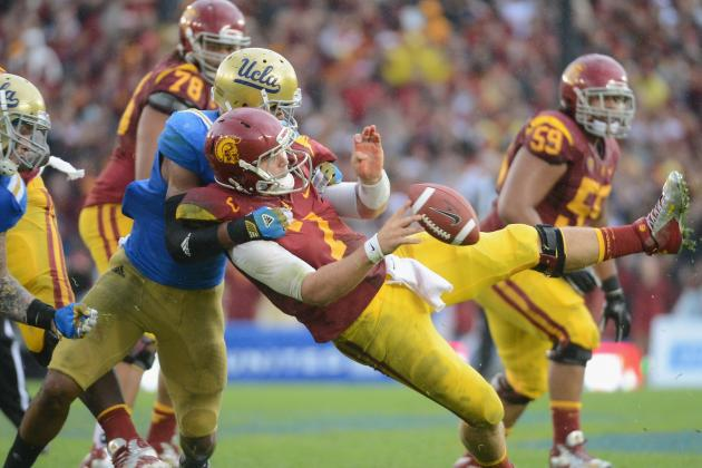 UCLA vs. Southern Cal: Winners and Losers from Week 12