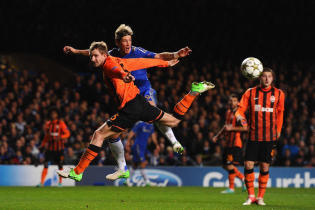 UEFA Champions League 2012-13: Underdog Teams Destined for the Knockout Stages