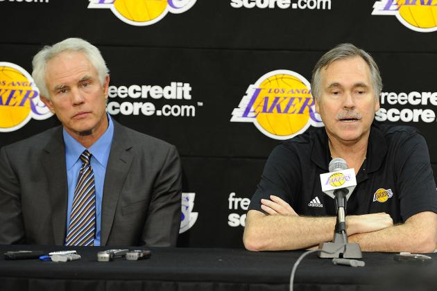 5 Potential L.A. Lakers Trade Targets Who Would Thrive in Mike D'Antoni's System