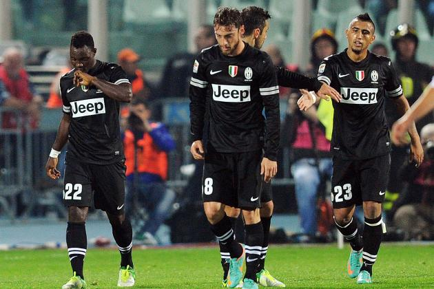 Five Strikers Juventus Could Bring to Turin This January
