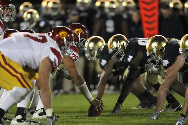 Where Notre Dame vs. USC Ranks Among College Football's Greatest Rivalries