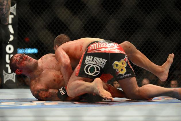 5 Underrated, 5 Overrated UFC Submission Artists