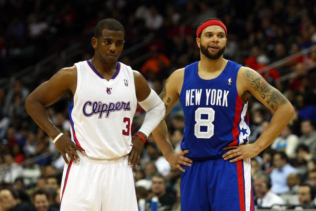 Comparing the 2013 NBA Free Agents to Those in the Class of 2012