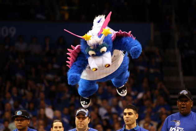Ranking the 8 Most Ridiculous NBA Mascots