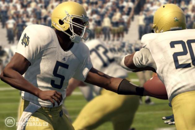 College Football Virtual Simulation Stimulation: Week 13