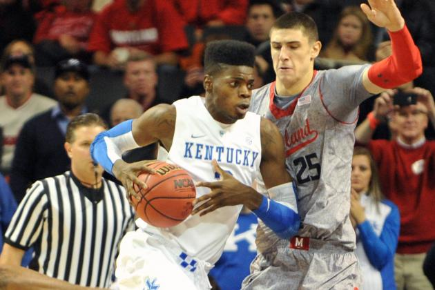2013 NBA Mock Draft: Which Stud Prospects Are on the Rise?