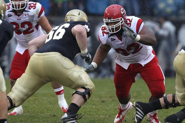 NFL Draft 2013: The Top Defensive Line Prospects at Each Position