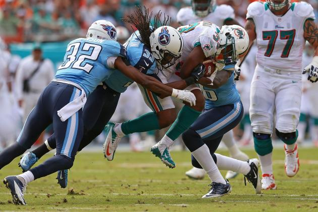 Tennessee Titans Mock Draft: Early Predictions for 2013 NFL Draft