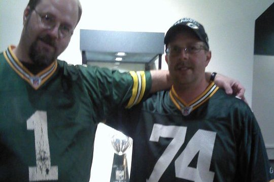 Green Bay Packers Top 10 Reasons for Giving Thanks in 2012
