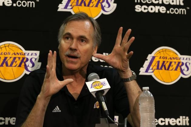 What to Watch for When Mike D'Antoni Debuts on Lakers Sideline