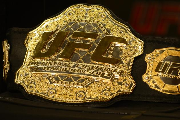 UFC: Best-Case Scenario for Each Champion in the Coming Year