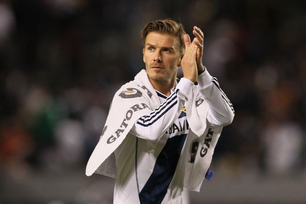 David Beckham Leaves LA Galaxy: 7 Clubs That He Could Play for Next