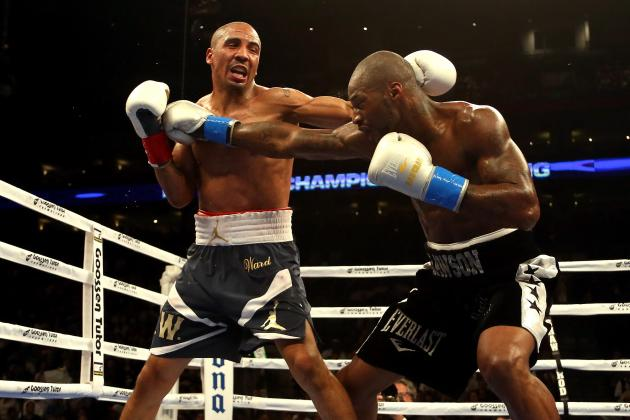 Andre Ward and 3 Fights That Could Make Him the Fighter of the Year in 2013
