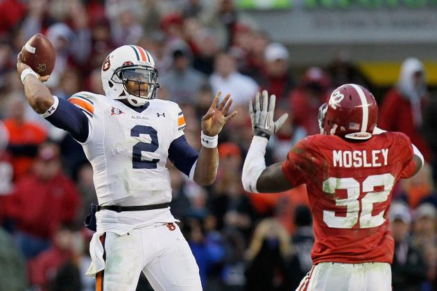 Auburn vs. Alabama: Power Ranking 10 Best Iron Bowl Matchups