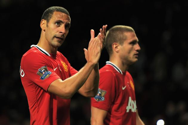 Manchester United's Greatest Defenders: The Lost Art of Defending 1992-2012