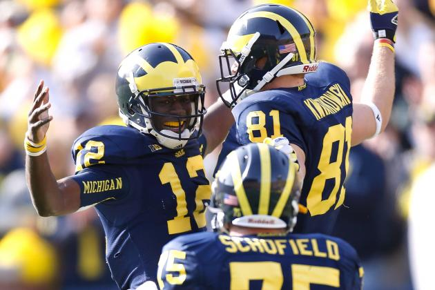 Michigan Football: 5 Reasons U-M Is Built to Ruin Buckeyes' Perfect Season