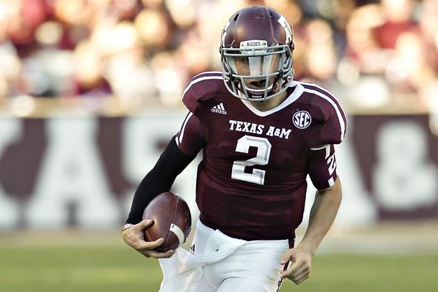 Texas A&M Football: Why Aggies Are Guaranteed to Win a SEC Title Before Tigers