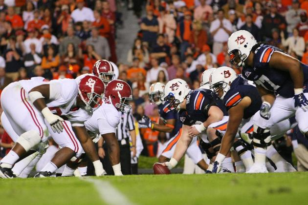 12 Recruits Who Will Be Future Stars of Auburn vs. Alabama Iron Bowl