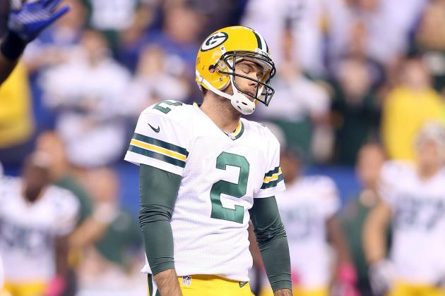 Green Bay Packers: Potential Replacements for Struggling Mason Crosby