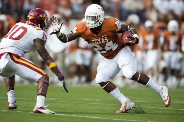 TCU Horned Frogs vs. Texas Longhorns: Complete Game Preview