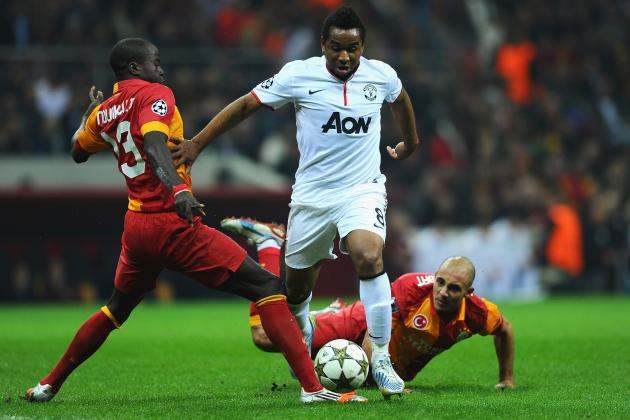 Galatasaray 1-0 Manchester United: Rating the United Players in Fierce Battle